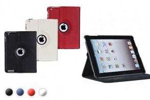 360° roterande iPad cover