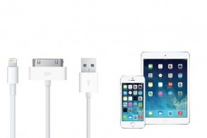 2 m USB-kabel till Apple