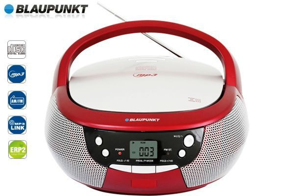 Blaupunkt CD-/MP3-spelare