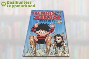 Dennis the Menace - Book 2001